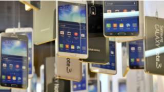 Teléfonos de Samsung