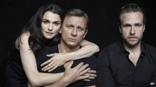 Rachel Weisz dan Daniel Craig