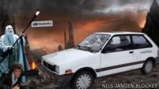 कार विज्ञापन
