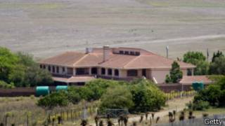 Residencia rural de Mandela