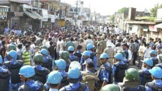 मुजफ्फरनगर में सांप्रदायिक हिंसा