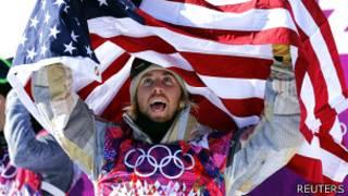Sage Kotsenburg gana medalla de oro en Sochi