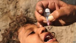 अफ़ग़ानिस्तान पोलियो