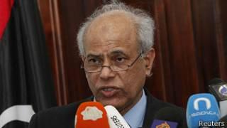 Salah al Marghani, ministro de Justicia de Libia