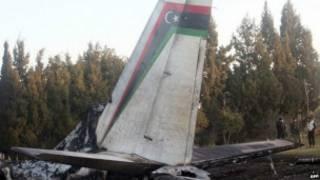 Jirgin Libya