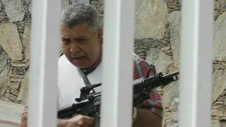 O ex-general Ángel Vivas (AP)