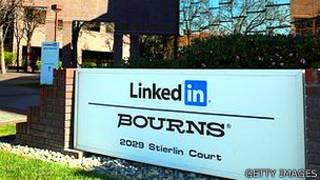 Edificio de LinkedIn en Estados Unidos