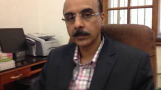 एमए गणपति, भारतीय अफ़सर