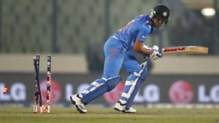 ट्वेंटी-20 विश्व कप का पहला अभ्यास मैच भारत और श्रीलंका के बीच
