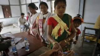 लोकसभा चुनाव पहले चरण का मतदान