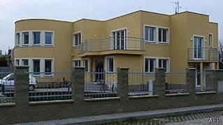 Residencia de Jamal al-Jamal en Praga