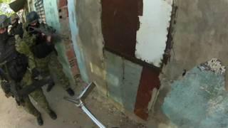 Operação contra o crime em Rosário