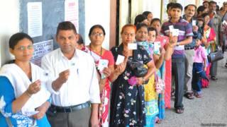 महाराष्ट्र में मतदान