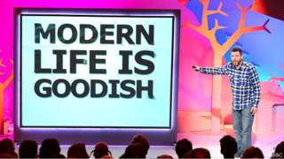 Modern Life Is Goodish, Dave Gorman