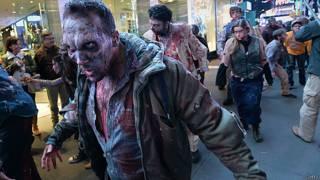 Zombies en Nueva York