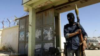 Milisi di Benghazi
