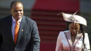 Raja Mswati III