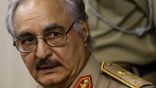 Ливийский генерал Халифа Хафтар