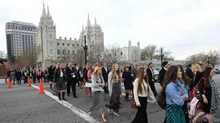 Conferencia de mormones