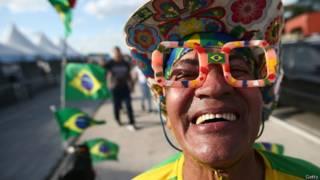 Noticias Copa Do Mundo Brasil - Magazine cover