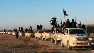 इराक़ आईएसआईएस लड़ाके