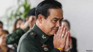 thailand, Prayuth Chan-ocha
