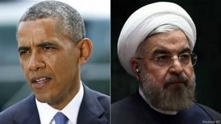 Obama, Rouhani