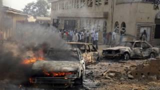Ataque de Boko Haram en mayo