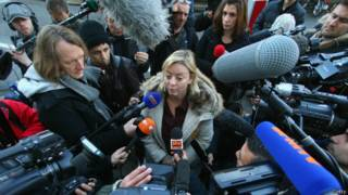 La portavoz de la familia Schumacher, Sabine Kehm, ha solicitado respeto a la privacidad en muchas ocasiones.
