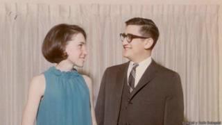 Edward y Ruth Reingold