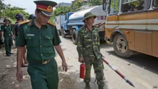militares vietnamitas