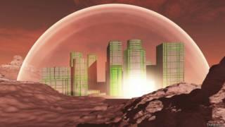 Ciudad burbuja