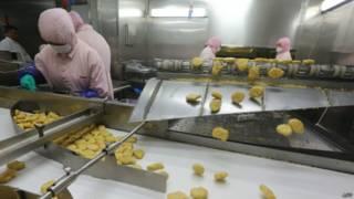शंघाई हूसी फूड कॉरपोरेशन, चीन