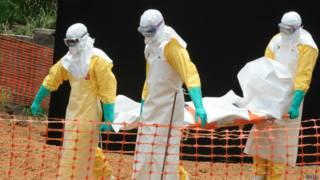 本月早些時候,英格蘭公共衛生部門向英國的醫生下發了關注埃博拉症狀的提示。