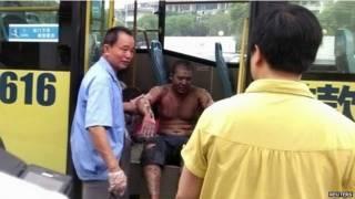 चीन, धमाका