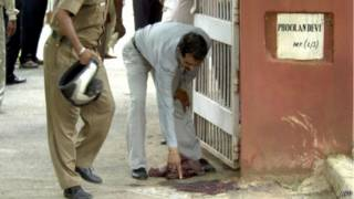 Lokasi pembunuhan Phoolan Devi