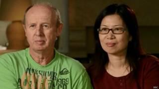 David e Wendy Farnell | Foto: BBC
