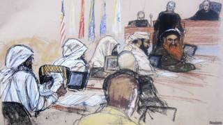El juez ordenó que Binalshibh vuelva al juicio colectivo