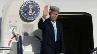John Kerry pidió impulsar los derechos humanos en Asia.