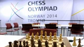 Olimpiada de Ajedrez en Noruega