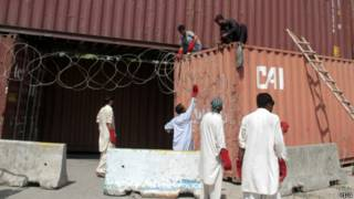 Medidas de seguridad en Islamabad