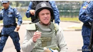 """Jhon Jairo Velásquez, """"Popeye"""", el antiguo jefe de sicarios de Pablo Escobar."""