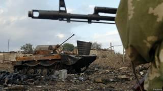 Ucrania tanques militares