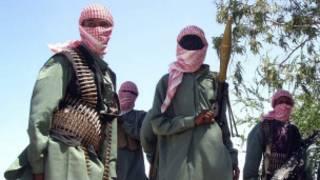 Milicianos de al Shabab