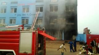 Umuriro wongeye kuvugwa i Kigali