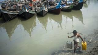 Warga Rohingya