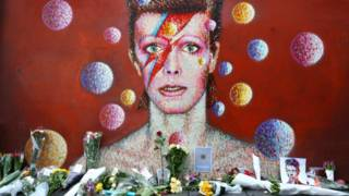 Mural de David Bowie