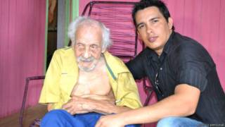 Alexandre Santana con Don Joao