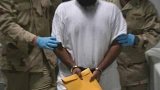 Un preso de Guantánamo