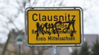 Немцы мешали пожарным тушить общежитие мигрантов